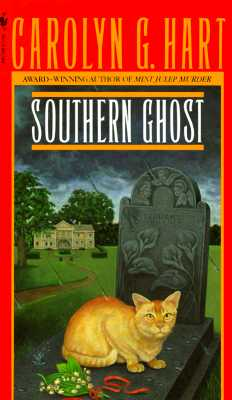 Image for Southern Ghost (Death on Demand Mysteries, No. 8)