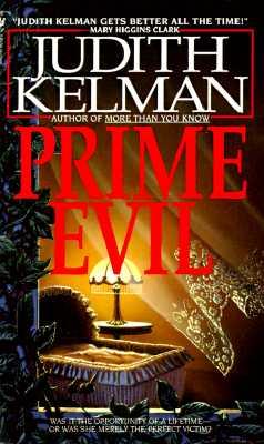 Image for Prime Evil: A Novel