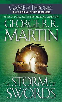 STORM OF SWORDS (SONG OF ICE AND FIRE, NO 3), MARTIN, GEORGE R.R.