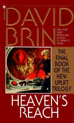 Heaven's Reach (The Second Uplift Trilogy #3), David Brin