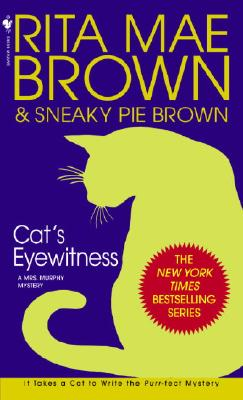 Image for Cat's Eyewitness: A Mrs. Murphy Mystery