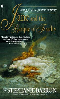 Jane and the Barque of Frailty, Barron, Stephanie