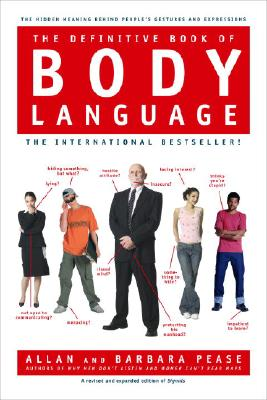 The Definitive Book of Body Language, Barbara Pease, Allan Pease