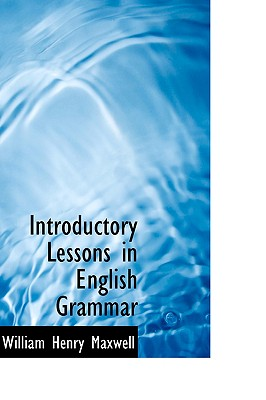 Image for Introductory Lessons in English Grammar