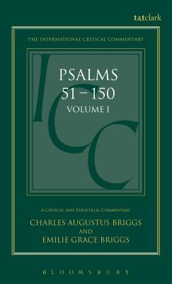 Image for Psalms: Volume 1: 1-50 (International Critical Commentary)