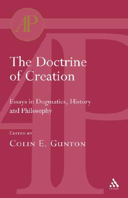 Image for Doctrine of Creation (Academic Paperback)