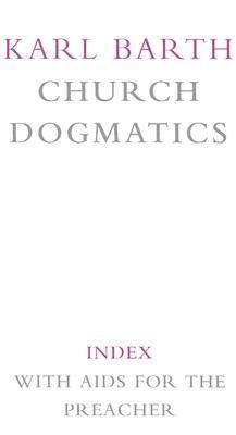 Church Dogmatics, KARL BARTH