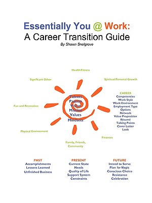 Essentially You @ Work: A Career Transition Guide, Snelgrove, Shawn