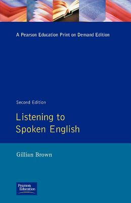 Image for Listening to Spoken English