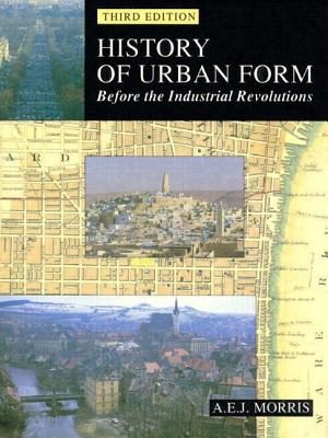 Image for HISTORY OF URBAN FORM BEFORE THE INDUSTRIAL REVOLUTIONS
