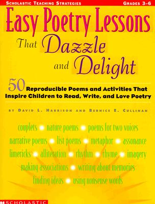 Image for EASY POETRY LESSONS THAT DAZZLE AND DELIGHT