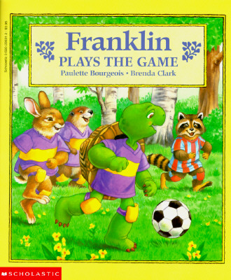 Image for Franklin Plays The Game (Franklin)
