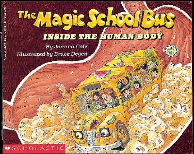 Image for The Magic School Bus Inside the Human Body (Magic School Bus)