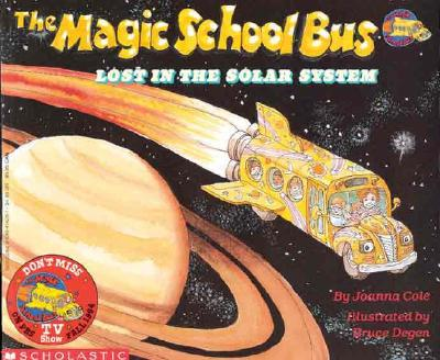 The Magic School Bus Lost in the Solar System, Cole, Joanna