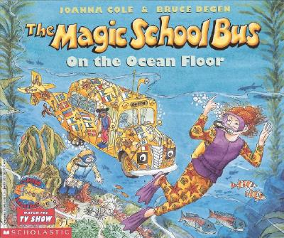 Image for The Magic School Bus On The Ocean Floor (Magic School Bus)