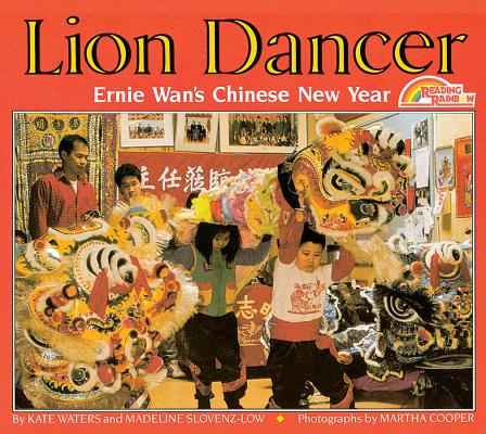 Image for Library Book: Lion Dancer (Rise and Shine)