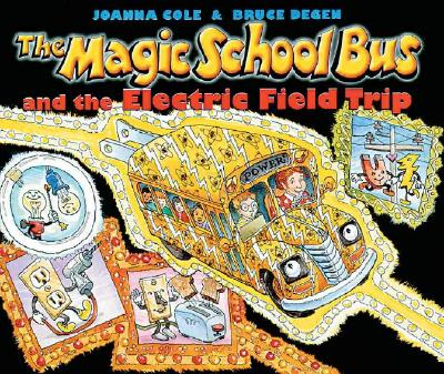 Image for The Magic School Bus And The Electric Field Trip