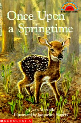 Image for Once Upon a Springtime (Hello Reader, Level 2)