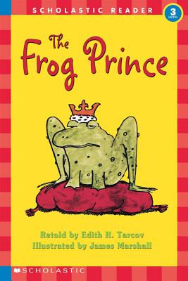 Image for The Frog Prince (Hello Reader! Level 3, Grades 1 & 2)