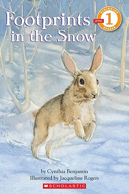 Image for Footprints in the Snow (Hello Reader!, Level 1)