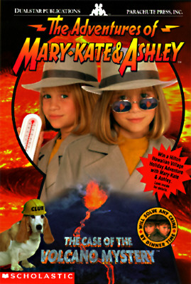 Image for The Case of the Volcano Mystery: A Novelization (Adventures of Mary-Kate and Ashley)