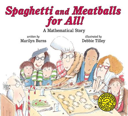 Image for Spaghetti and Meatballs for All! : A Mathematical Story