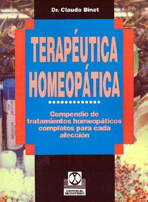 Terapeutica Homeopatica (Spanish Edition), Binet, Claude