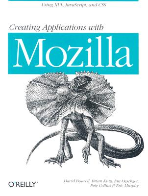 Image for Creating Applications with Mozilla