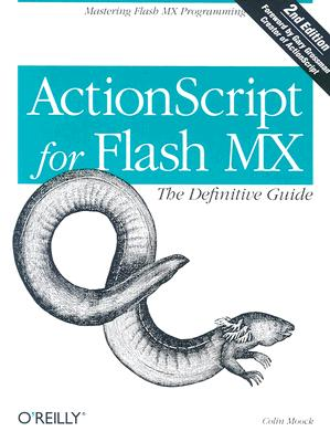 Image for ActionScript for Flash MX: The Definitive Guide, Second Edition