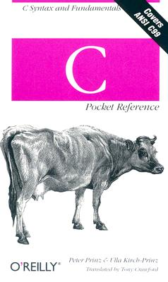 Image for C Pocket Reference
