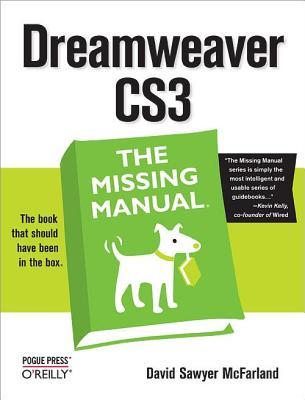 Image for Dreamweaver CS3: The Missing Manual