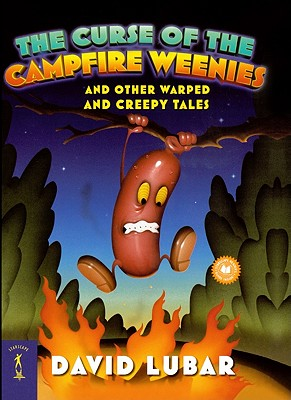 The Curse Of The Campfire Weenies (Turtleback School & Library Binding Edition), Lubar, David