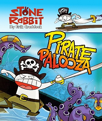 Pirate Palooza (Turtleback School & Library Binding Edition) (Stone Rabbit (Pb)), Craddock, Erik