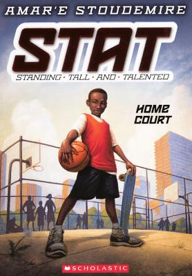 Home Court (Turtleback School & Library Binding Edition) (STAT: Standing Tall and Talented), Stoudemire, Amar'e