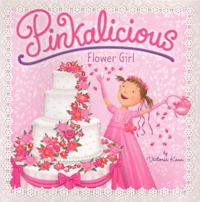 Image for Flower Girl (Turtleback School & Library Binding Edition) (Pinkalicious)