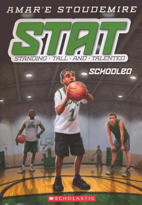 Schooled (Turtleback School & Library Binding Edition) (Stat), Stoudemire, Amar'e