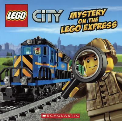 Mystery On The Lego Express (Turtleback School & Library Binding Edition) (Lego City), King, Trey