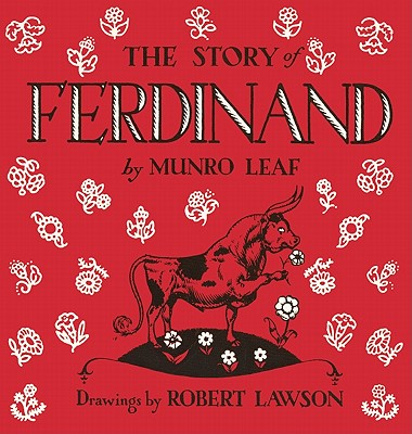 The Story Of Ferdinand (Turtleback School & Library Binding Edition) (Reading Railroad Books), Leaf, Munro