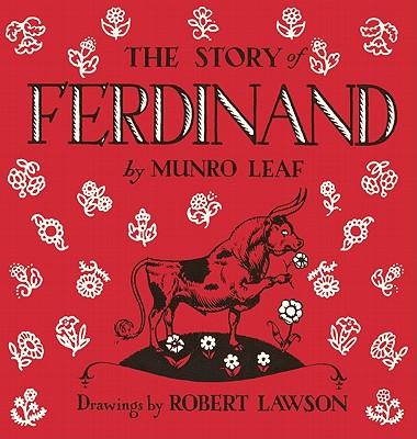 The Story Of Ferdinand (Turtleback School & Library Binding Edition) (Reading Railroad Books), Leaf, Munro