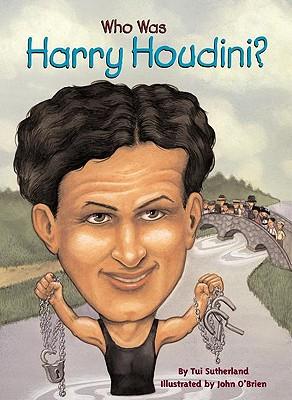 Image for Who Was Harry Houdini? (Turtleback School & Library Binding Edition)