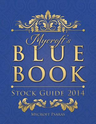 Image for Mycroft's Blue Book Stock Guide 2014