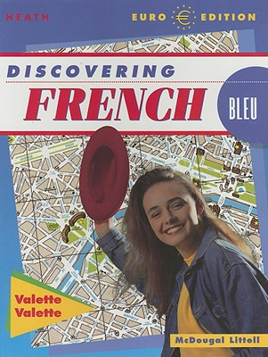 Image for McDougal Littell Discovering French Nouveau: Student Edition Level 1 2001