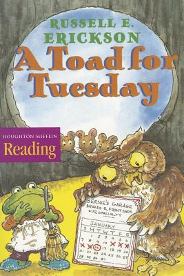 A Toad for Tuesday, HOUGHTON MIFFLIN