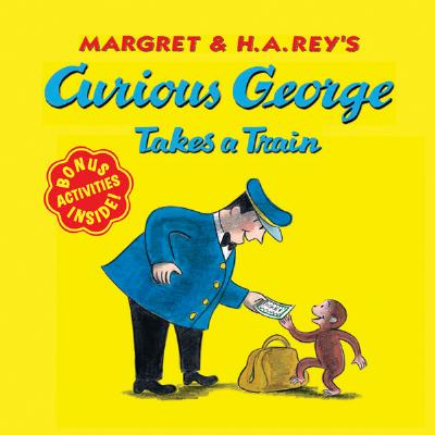 Image for Curious George Takes a Train