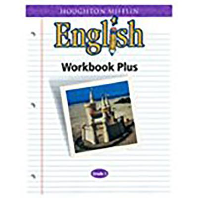 Image for Houghton Mifflin English: Workbook Plus Grade 3