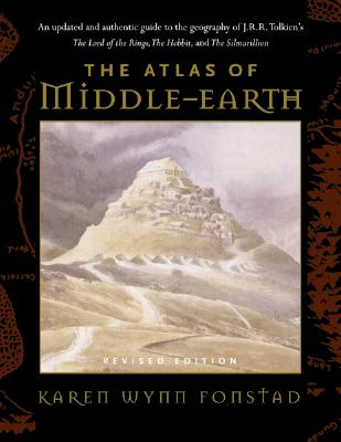 Image for The Atlas of Middle-Earth (Revised Edition)