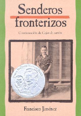 Image for Senderos fronterizos: Breaking Through Spanish Edition
