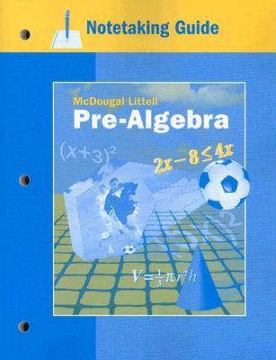 Image for Notetaking Guide: Pre-Algebra