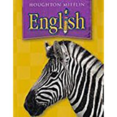 Houghton Mifflin English: Student Book Grade 5 2004