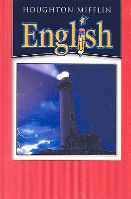 Houghton Mifflin English: Hardcover Student Edition Level 6 2004